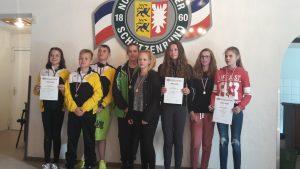 Landesmeisterin Team LG